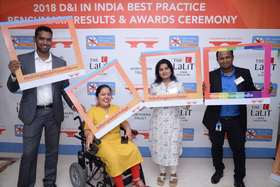 2018 D&I in India Best Practice Benchmark Results & Awards Ceremony