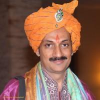 Crown Prince Manvendra Singh Gohil