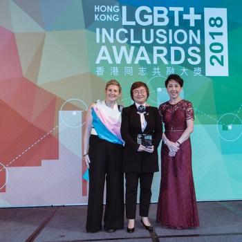 Lesbian Inclusion Award Winner: Celine Tan
