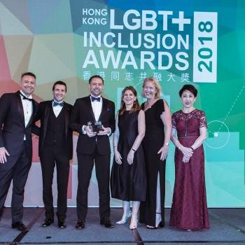 LGBT+ Newcomer Award Winner: Thomson Reuters