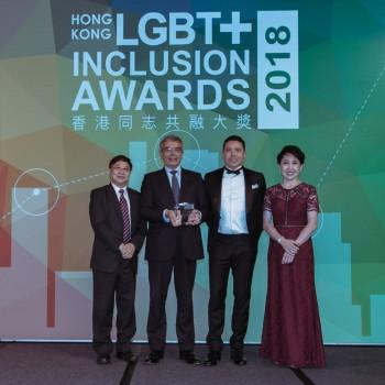 LGBT+ Advocacy Award Winner: Peter Reading