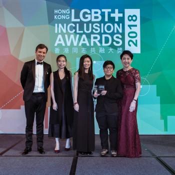 LGBT+ Community Impact Award Joint Winner: GDotTV
