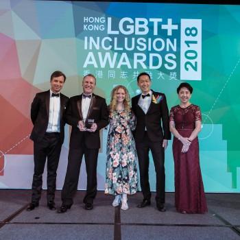 LGBT+ Community Impact Award Joint Winner: Pink Season